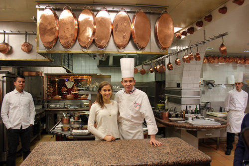 Restaurant Lyon 3***: Auberge du Pont de Collonges, Monsieur Paul Bocuse honore la tradition…