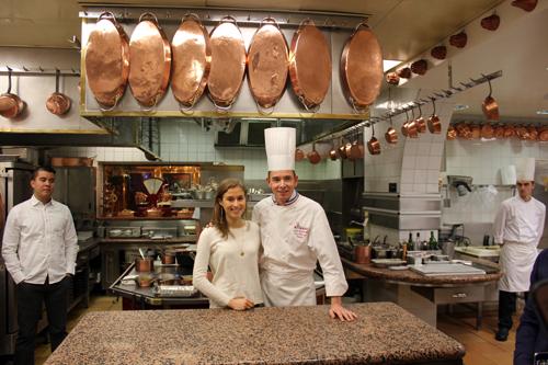 Restaurant Lyon 3***: Auberge du Pont de Collonges, Monsieur Paul Bocuse honore la tradition…