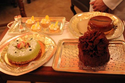 chariot de desserts 2