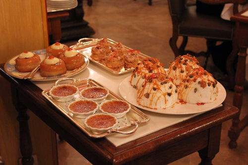 chariot de desserts 4