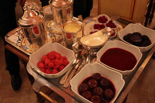 chariot desserts 1
