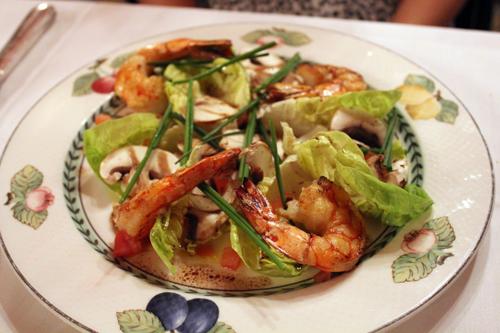 salade crev