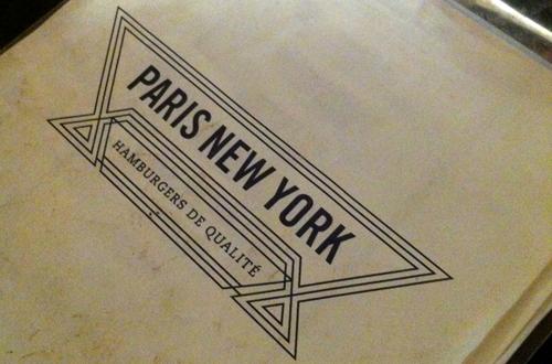 Restaurant Paris : Paris – NYC, la route du burger à Paris continue !