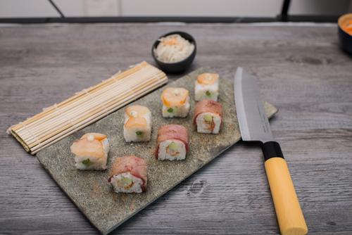 Restaurant Paris : Côté sushi, qualité et originalité dans l'assiette !