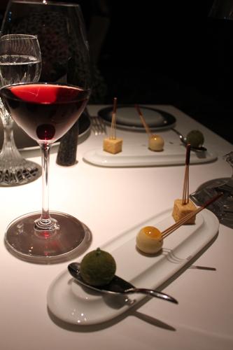Restaurant Mon Reve Paris