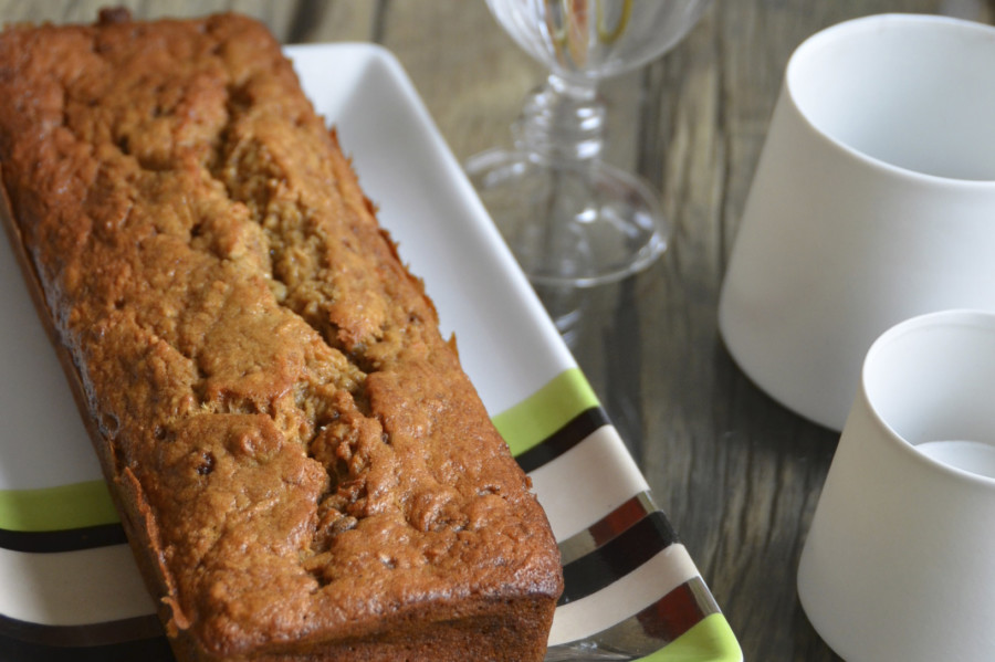 Banana Bread, THE recette de la mama US !