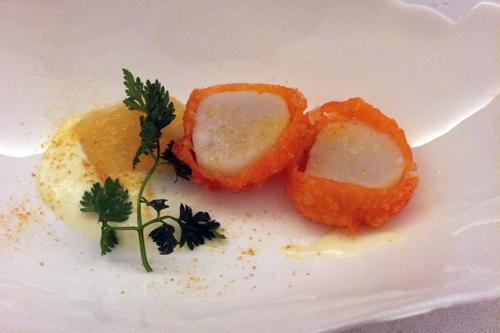 Restaurant Paris : Sur mesure de Thierry Marx, la cuisine de l'essentiel.