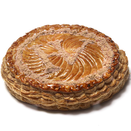 Pâtisserie Paris : Foncez pour la délicieuse galette praliné de chez Hugo & Victor !
