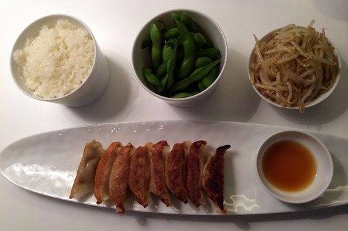 Restaurant Paris : Street food japonaise au Gyoza Bar !