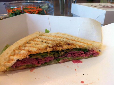Restaurant Paris : Be Club, le club sandwich a de l'avenir !
