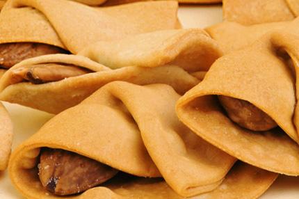 Biscuits italiens aux amandes des Pouilles