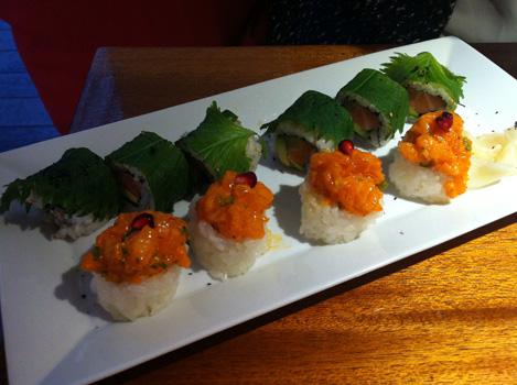 Restaurant Paris : Bluberry, le japonais dans l'air du temps…