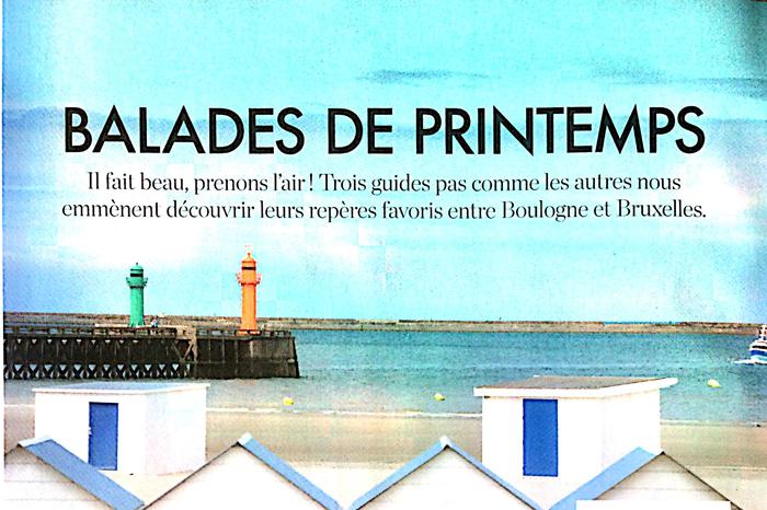 En route dans le Boulonnais avec le magazine ELLE !