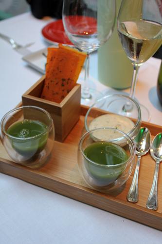 houmous carotte