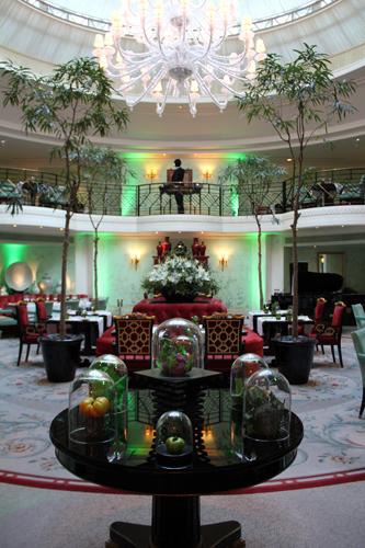 salle diner green