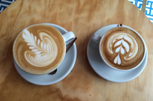 OB LA DI le nouveau petit coffeeshop du marais…