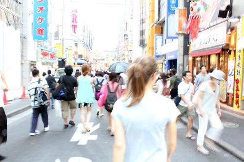 Le Japon : 20 jours, 7 stops et de bonnes baskets !