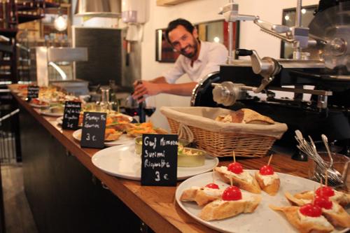 Bar à vins Paris : le Pas Sage, pintxos, planches et délicieux breuvages !