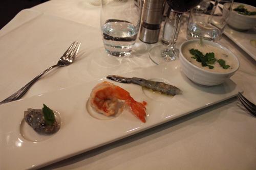 Restaurant Paris : Le Relais du Parc, une cuisine focus «produits»