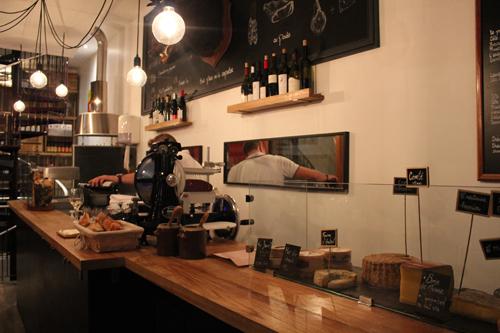bar bar à vins