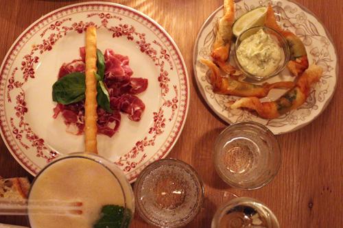 Auteuil Brasserie, l'Italie branchée au coeur du 16ème c'est ici !