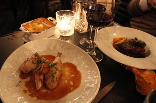 Restaurant Paris : L'Ancienne Maison Gradelle, le ventre de Paris gargouille encore…