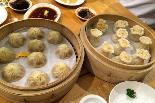 Restaurant Bangkok : Din Tai Fung, l'incontournable du Dim Sum !