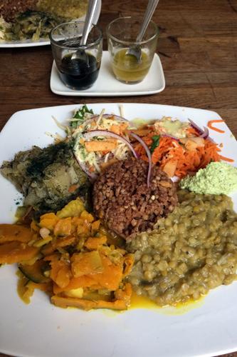 assiette du jour sol semilla