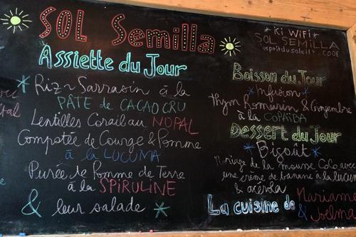 Restaurant Paris : Sol Semilla, une cantine detox mais gourmande !