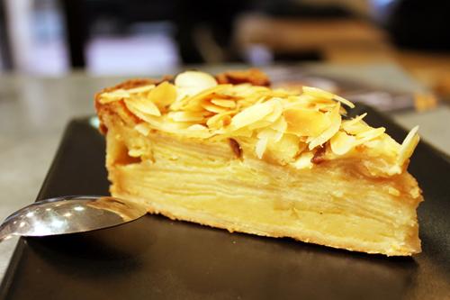 Restaurant Paris : L'appel à tartes, des ingrédients quali dans des tartes 100% maison c'est trop bon !