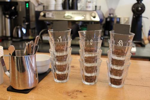 Apprendre à déguster le café avec la Brûlerie Belleville