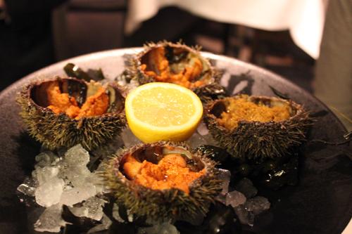 Restaurant Paris : Dessirier, l'air marin souffle jusqu'à Paris !