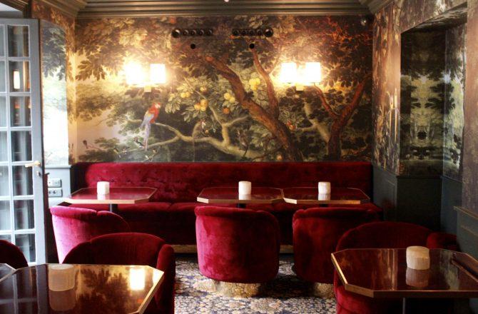 Restaurant Paris : Brunch à l'Hôtel Particulier Montmartre, un moment privilégié.