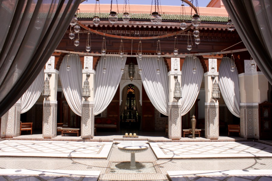 Royal Mansour, Marrakech paradisiaque…