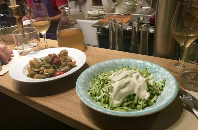 Restaurant Paris : Achille, tu parles d'un talon fragile !