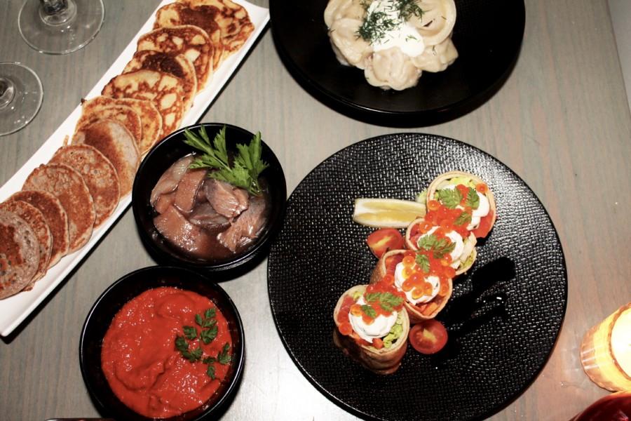 Restaurant Paris : Ikra, tapas à la mode russe !