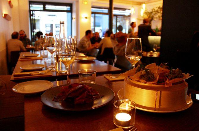 Restaurant Paris : Mamagoto, la dînette des petites assiettes