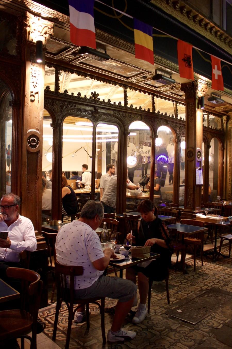 Port Salut Restaurant Paris