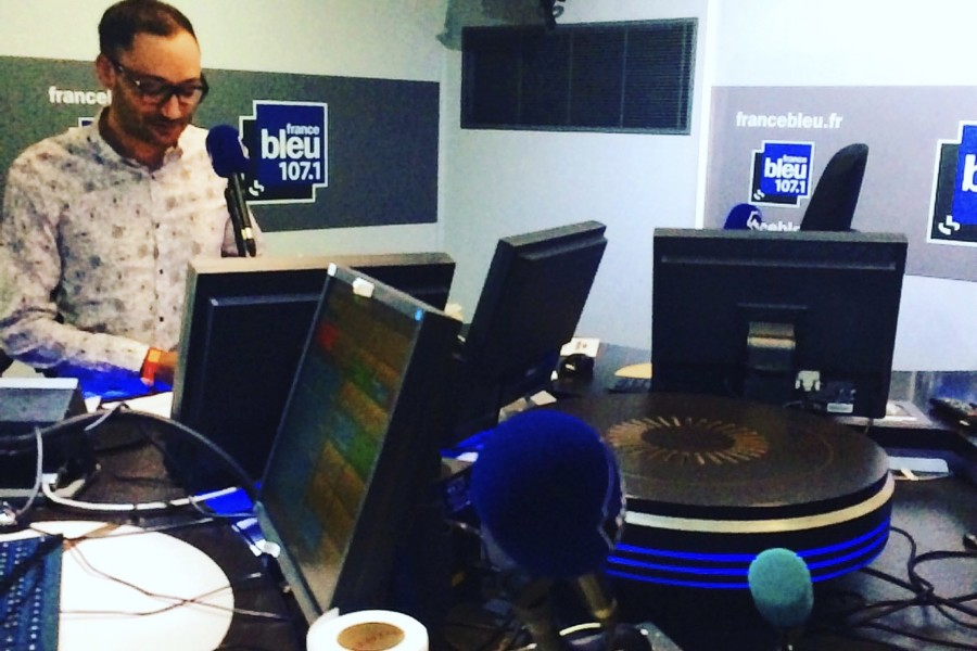 Presse : Podcast de l'émission « On cuisine ensemble » sur la Radio France Bleu !