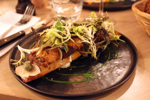 Restaurant Paris : Tannat, un nom bien plus que celui d'un cépage !