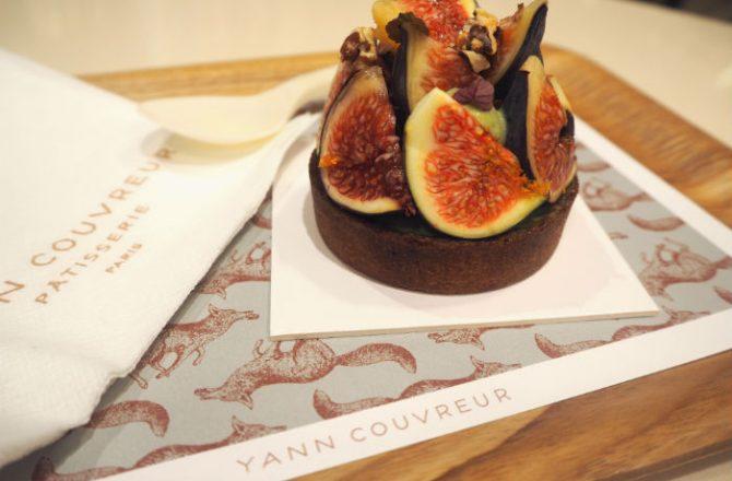 Pâtisserie Paris : Yann Couvreur enfin dans ses murs !