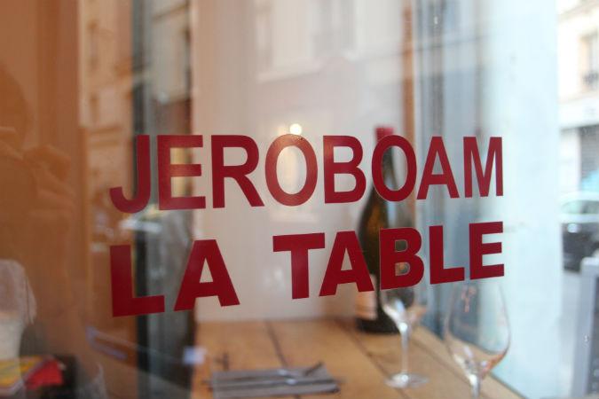 porte-jeroboam