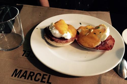 Restaurant Paris : Un brunch chez Marcel sinon rien !