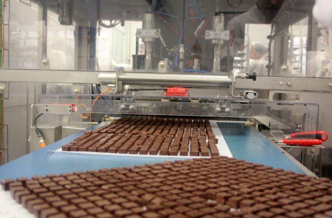 Dans les coulisses de La Maison du Chocolat…