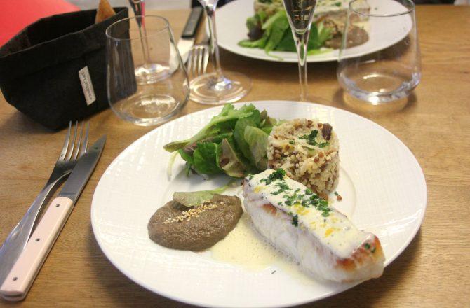 Restaurant Paris : Encore, parce que oui on en redemande.