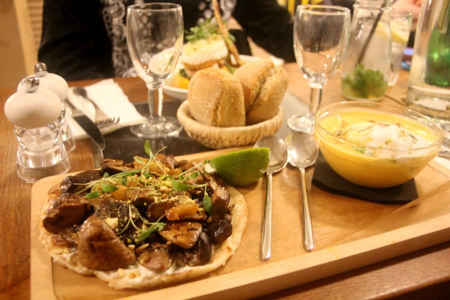 Restaurant Paris : Paradis Marguerite, l'adresse végétarienne du 6ème !