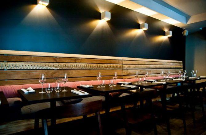 Restaurant Paris : Uma, petit tour de planète et puis s'en va !