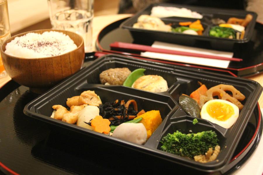 Restaurant Paris : Hana, délicieux bentos du quotidien japonais…