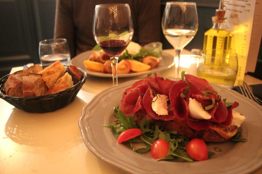 Restaurant Paris : Mozzato, vous n'aurez jamais autant aimé la mozzarella.