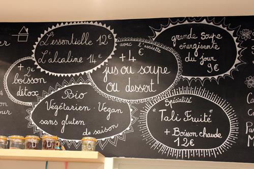 Restaurant Paris : PH7, l'équilibre acido/basique dans vos assiettes !